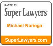 Michael Noriega SuperLawyers Badge