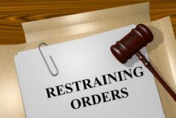 Newark Restraining Orders Lawyer