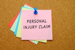 personal injury claim lawyer