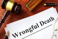 wrongful death lawyer scotch plains nj
