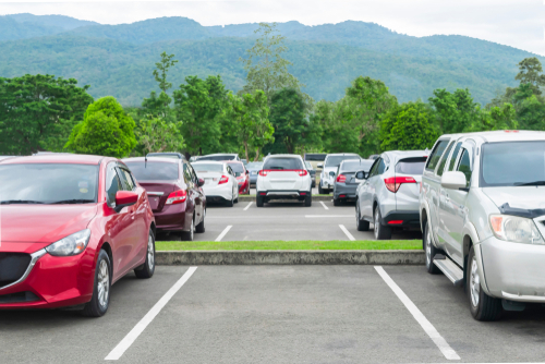 What to Do After an accident in a parking lot