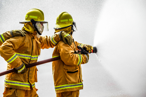 workers' compensation for fire fighters
